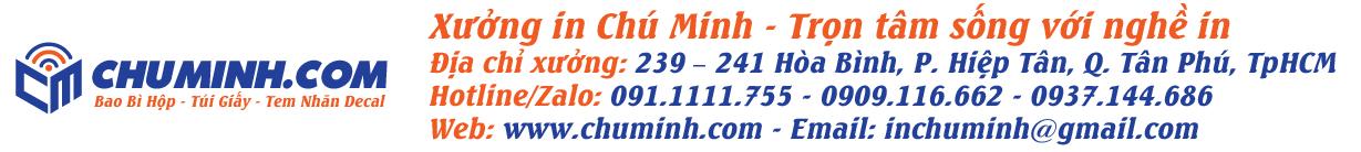 chuminh logo footer