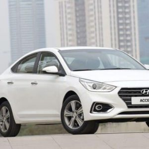 xe o to hyundai accent